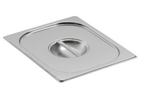 Saro Gastronorm lid without spoon hole GN 1/2