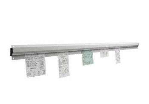 Saro Bonnenhouder Aluminium | 90cm Breed