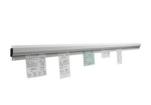 Saro Vouchers Stand Aluminum | 90cm Wide
