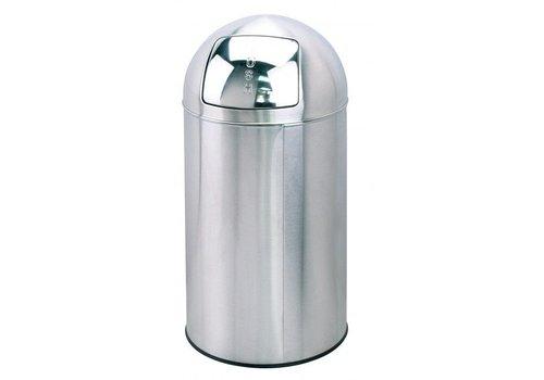 Saro Gastronomie Abfallbehälter mit Deckel Push-