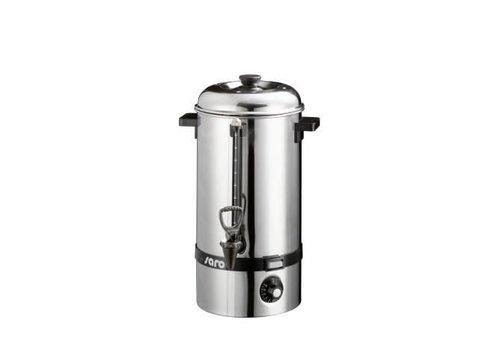 Saro Glühwein en heet water dispenser - 10 Liter