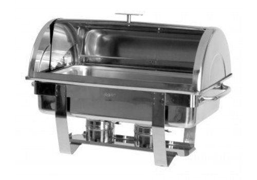 Saro Chafing Dish 1/1 GN with rolltop cover