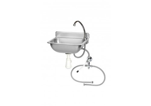 Saro Hand sink with knee operation