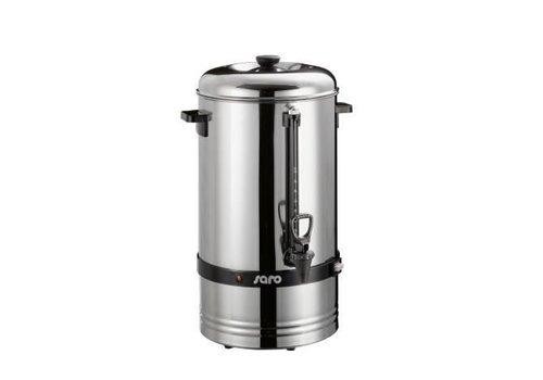 Saro RVS Percolator - 10 liter