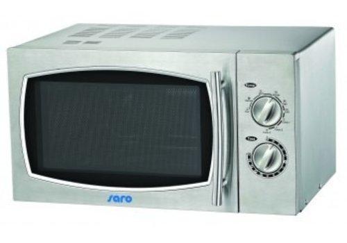 Saro Combi microwave turntable | 900 Watt