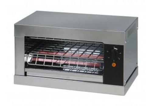 Saro Toaster mit Quarz-Elemente