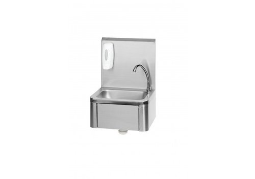 Saro Hand sink stainless steel