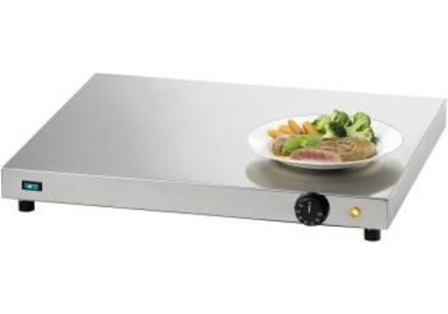 Saro Hot plate for dishes Stainless steel