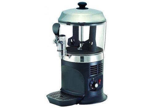 Saro Warme Chocolademelk Dispenser 5 Liter