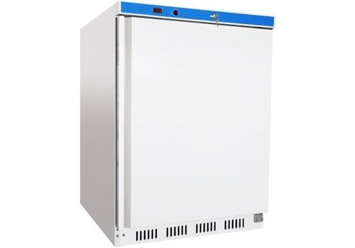 Saro Horeca Kleine Koelkast met Ventilator - 130 Liter - Wit
