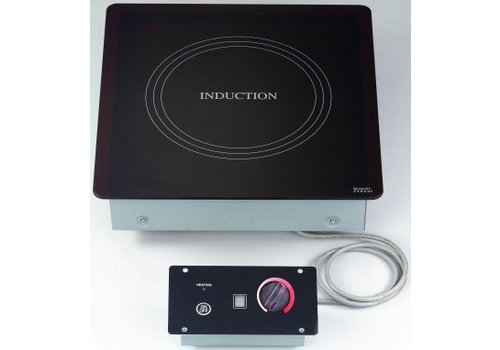 Saro Stainless Steel Fitted Induction Cooker | 2000Watt