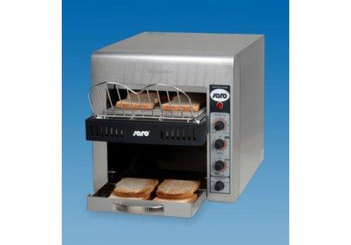 Saro Doorloop Toaster Horeca Model