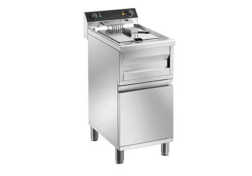 Saro Gastro friteuse - 12 Liter - 9000 Watt