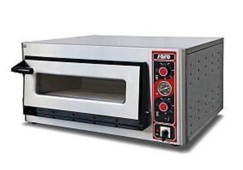 Saro Ruime Pizzaoven 6000 Watt | 6 Pizza's