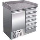 Saro Compacte Pizza Prepareerbank | 2 jaar garantie