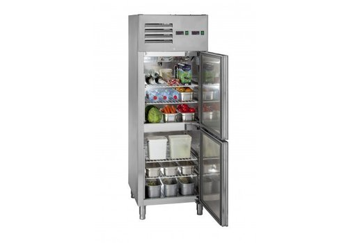 Saro Professional fridge freezer 68x83x201 cm