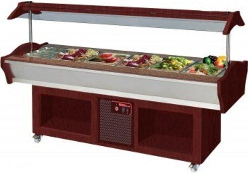 Saro Cool buffet Island Model MARYAM 6 Walnut