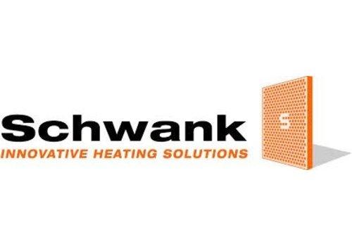 Schwank Reflector aluminium Ø 88 cm.