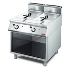 Gastro-M Gas fryer 13 + 13 liters