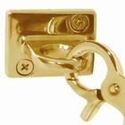 Bolero Wall hook for Marking cord Brass