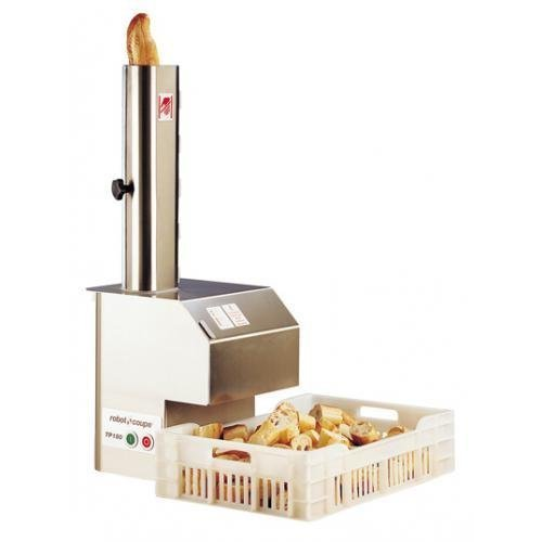 Bread slicing machines