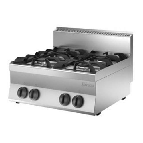 Gasfornuizen zonder oven