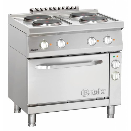 Electric stoves with oven