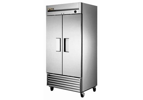 True 2 deurs koeling - 1388Ltr rvs