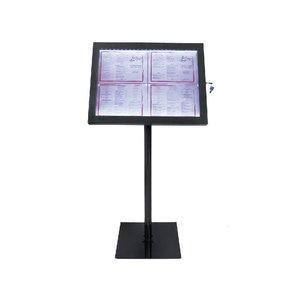 Securit Info LED Display Unit black
