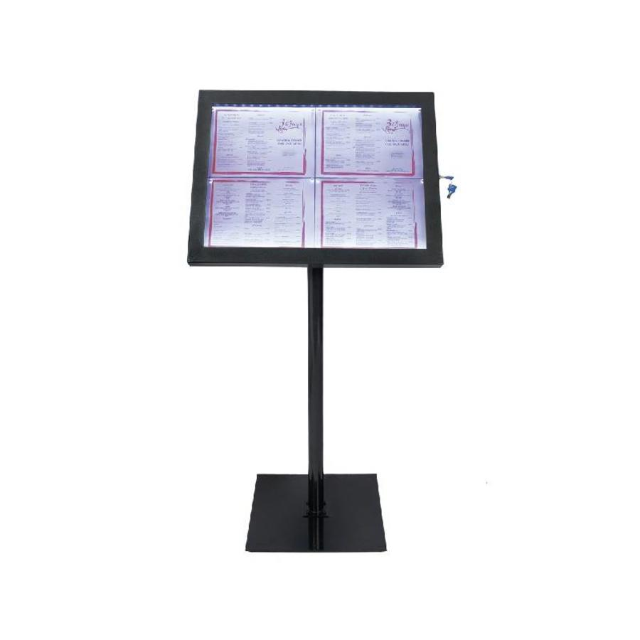 Info LED Display Unit black