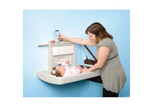 Rubbermaid Baby Care Klapptisch