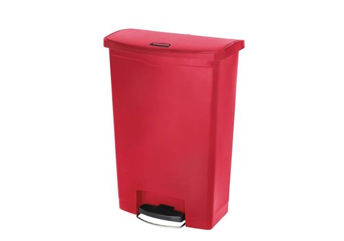 Rubbermaid Pedaal Afvalbak 90 Liter | 3 Kleuren
