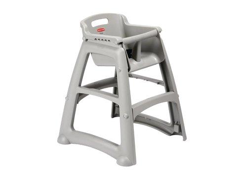 Rubbermaid Professional children's chair Gray