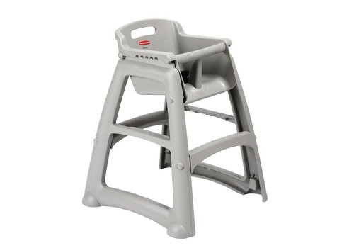Rubbermaid Professional Children's highchair Gray