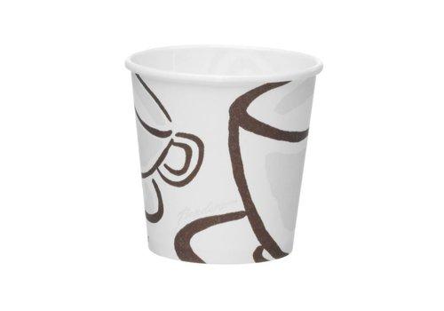 HorecaTraders Small paper cup (1540 pieces)