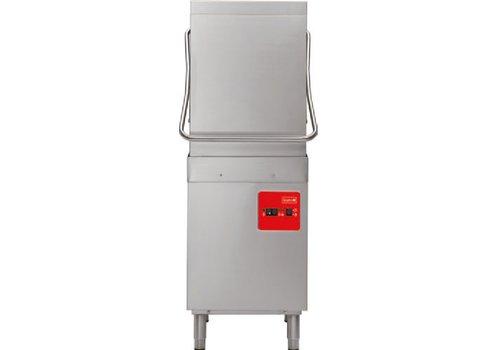 Gastro-M RVS Horeca Doorschuifvaatwasser 400 volt