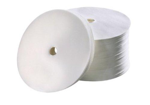 Bartscher Round coffee filters 195 mm - 1000 pieces