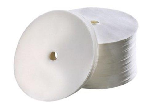 Bartscher Round coffee filters 245 mm, 250 or 1000 pieces