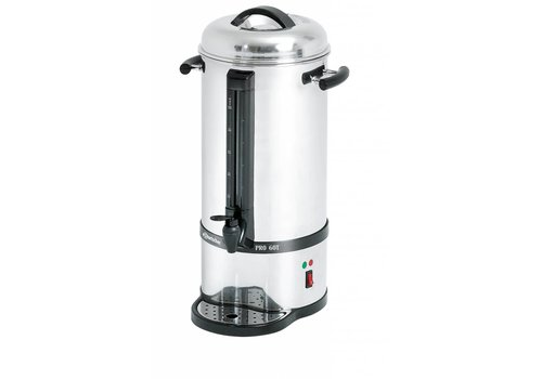 Bartscher Professional percolator 9 Liter for 72 cups