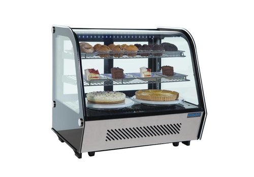 Polar Cake Vitrine 162L | MOST SOLD!!