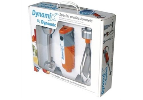 Dynamic Compact bar mixer set MF052 | 4 liters
