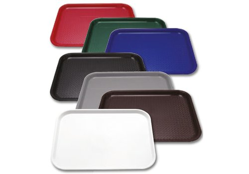 HorecaTraders Horeca Trays | 34,5 x 26,5cm | 7 Colours