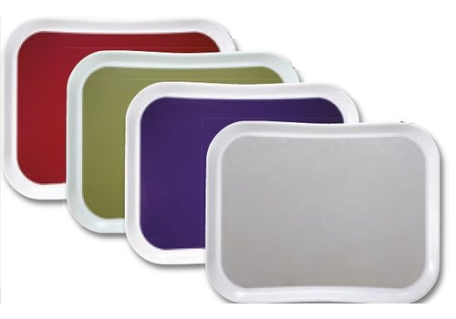 Cambro Tabletts 43 x 33 cm | 4 Farben | LUXURY SERIES