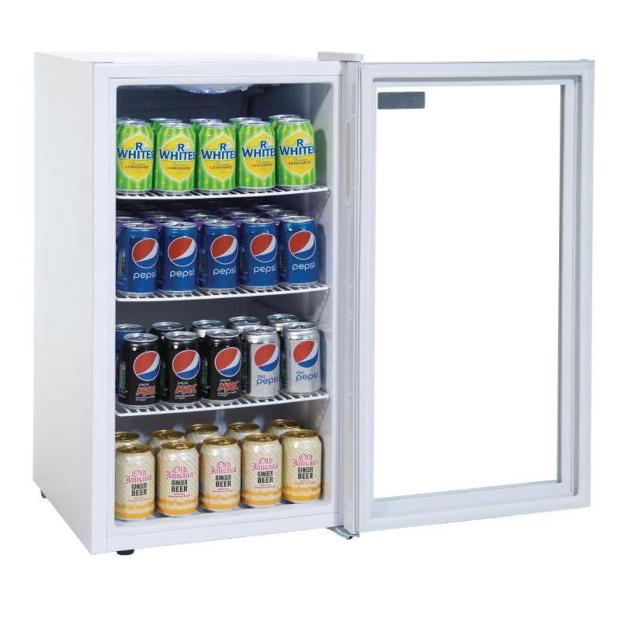 Polar Kleine Dosen Kühlschrank White - 88 Liter - Schnell und ...