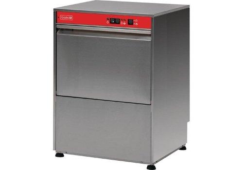 Gastro-M Professional stainless steel dishwasher 400Volt