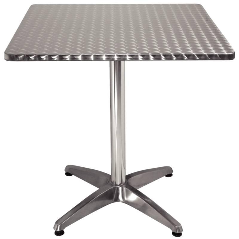 Vierkante horeca tafel kopen horecatraders for Horeca tafels