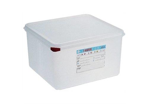 Araven Etensdoos 2/3 GN 19 liter | (4 stuks)