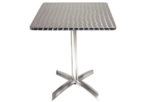Bolero Table 60 x 60 cm Collapsible | HAND HEAR