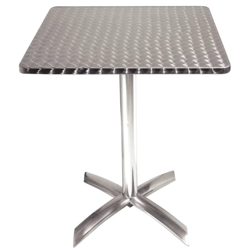 Inklap tafel 60x60 cm kopen horecatraders for Table exterieur 60 cm