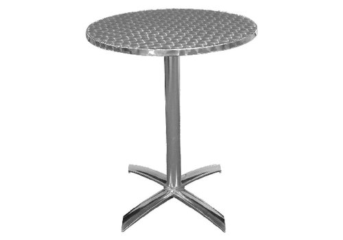 Bolero Round folding table | Diameter 60cm